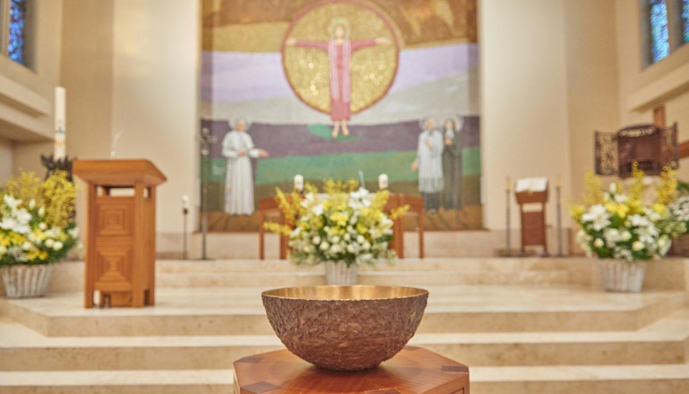 Taufe Pfarrei Erlöser
